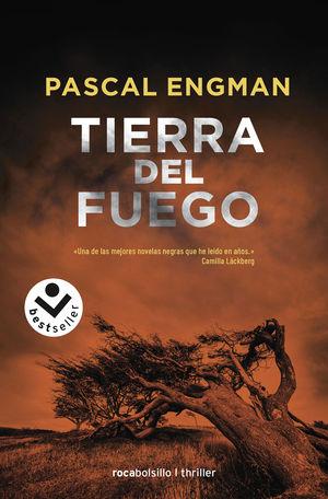TIERRA DEL FUEGO (SERIE VANESSA FRANK 1)