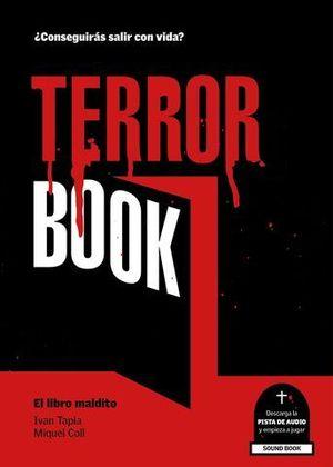 TERROR BOOK.  EL LIBRO MALDITO