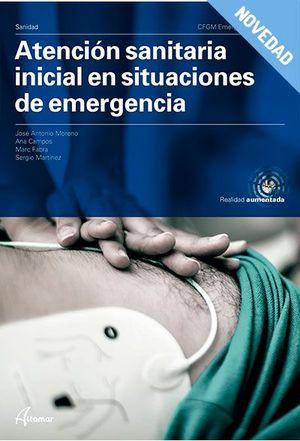 ATENCION SANITARIA INICIAL EN SITUACIONES DE EMERGENCIAS