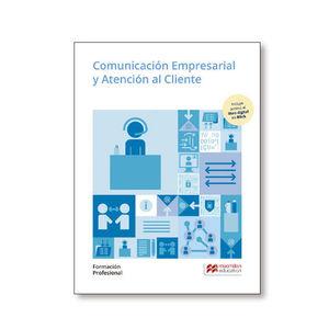 COMUNICACION EMPRESARIAL Y ATENCION AL CLIENTE ED. 2020