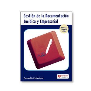 GESTION DE LA DOCUMENTACION JURIDICA Y EMPRESARIAL ED 2020