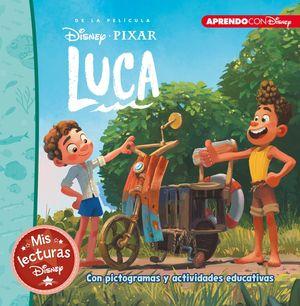 LUCA.  PICTOGRAMAS APRENDO CON DISNEY