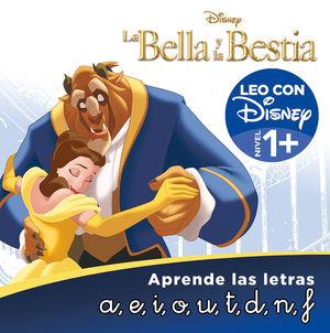 LEO CON DISNEY NIVEL 1+.  LA BELLA Y LA BESTIA