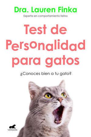 TEST DE PERSONALIDAD PARA GATOS ¿ CONOCES BIEN A TU GATO ?