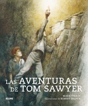 LAS AVENTURAS DE TOM SAWYER  ( ED. ILUSTRADA )
