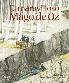EL MARAVILLOSO MAGO DE OZ  ( ED. ILUSTRADA )