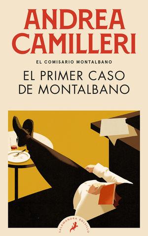 PRIMER CASO DE MONTALBANO(MONTALBANO 11)