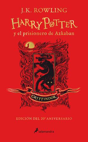 HARRY POTTER Y EL PRISIONERO DE AZKABAN (EDICION GRYFFINDOR )