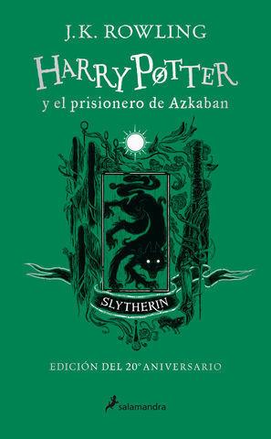 HARRY POTTER Y EL PRISIONERO DE AZKABAN (EDICION SLYTHERIN