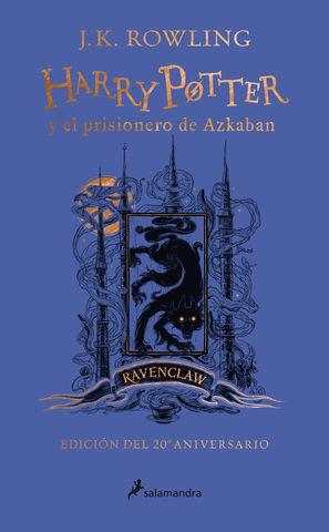 HARRY POTTER Y EL PRISIONERO DE AZKABAN (EDICION RAVENCLAW