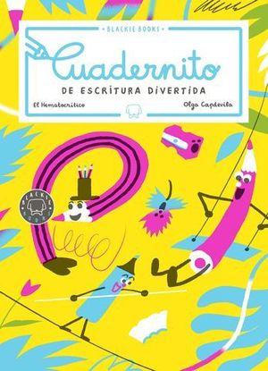 CUADERNITO DE ESCRITURA DIVERTIDA VOL.3