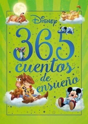 365 CUENTOS DE ENSUEÑO.