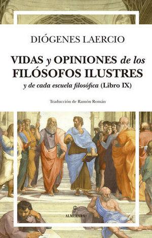 VIDAS Y OPINIONES DE LOS FILOSOFOS ILUSTRES