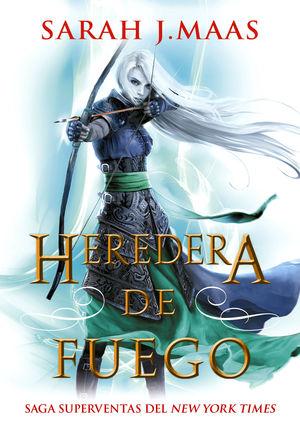 EL TRONO DE CRISTAL 3. HEREDERA DE FUEGO