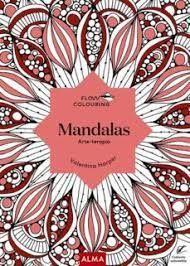 MANDALAS (FLOW COLOURING).