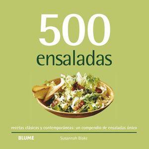 500 ENSALADAS (2020).