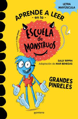 APRENDER A LEER EN LA ESCUELA DE MONSTRUOS 3 LAS IGUALES SON ESPECIALES