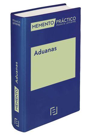 MEMENTO ADUANAS