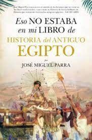ESO NO ESTABA EN MI LIBRO DE HISTORIA DE EGIPTO ANTIGUO