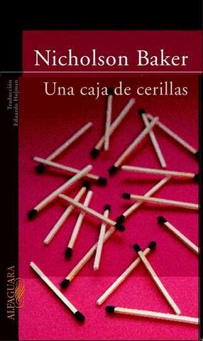 CAJA DE CERILLAS, UNA