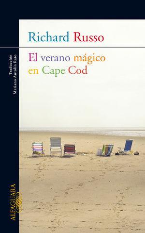 EL VERANO MAGICO EN CAPE COD