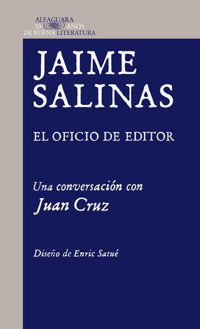 EL OFICIO DE EDITOR