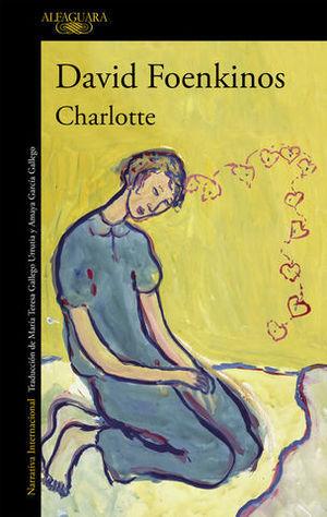 CHARLOTTE  (PREMIO RENAUDOT/ GONCOURT DES LYCEENS)
