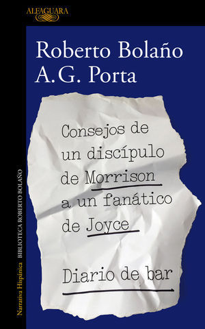 CONSEJOS DE UN DISCIPULO DE MORRISON A UN FANTICO DE JOYCE
