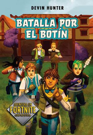 BATALLA POR EL BOTIN