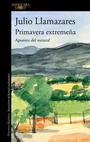 PRIMAVERA EXTREMEÑA.  APUNTES DEL NATURAL