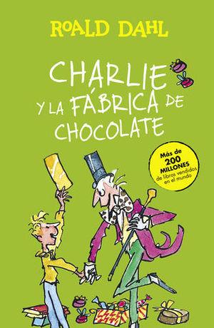 CHARLIE Y LA FABRICA DE CHOCOLATE ED. ESPECIAL