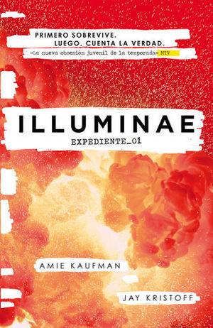 ILLUMINAE EXPEDIENTE 01