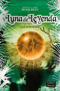 LOS HEREDEROS LUNA DE LEYENDA