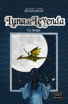LA MAGA LUNA DE LEYENDA