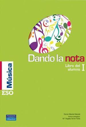 MUSICA DANDO LA NOTA 1º ESO
