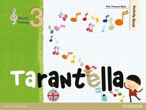 TARANTELLA 3º EP ACTIVITY BOOK
