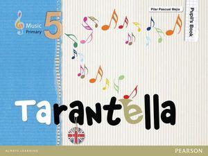 MUSICA 5º EP TARANTELLA PUPIL´S BOOK