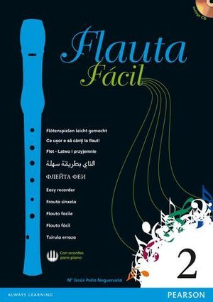 FLAUTA FACIL 2 ED. 2013
