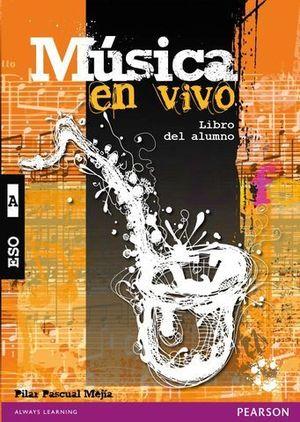 MUSICA 1º ESO EN VIVO LIBRO DEL ALUMNO