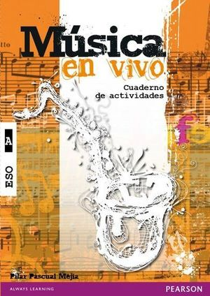 MUSICA 1º ESO EN VIVO CUADERNO DEL ALUMNO A