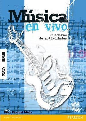 MUSICA EN VIVO B  CUADERNO DE ACTIVIDADES