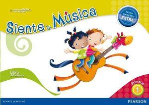 SIENTE LA MUSICA 1º EP LIBRO DEL ALUMNO