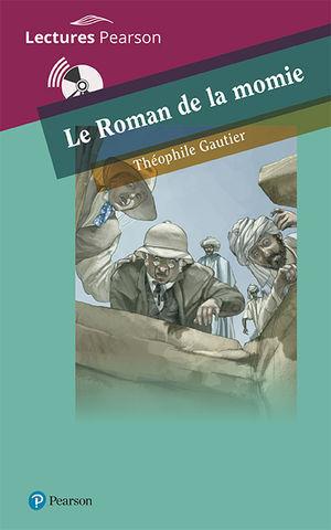 LECTURAS PEARSON N2 .  LE ROMAN DE LA MOMIE