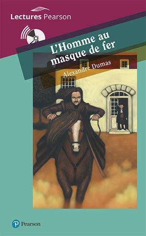 LECTURAS PEARSON N2 .  L´ HOMME AU MASQUE DE FER
