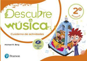 DESCUBRE LA MUSICA 2º EP CUADERNO DE ACTIVIDADES