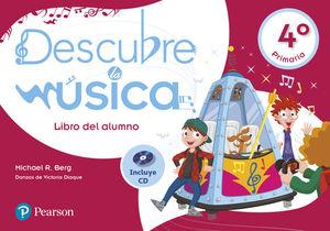 DESCUBRE LA MUSICA 4º EP