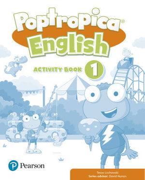 POPTROPICA ENGLISH 1 WORKBOOK ED. 2018