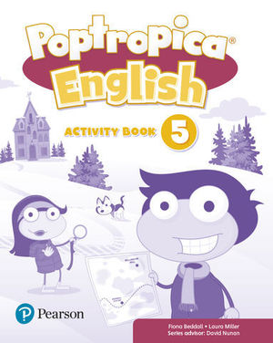 POPTROPICA ENGLISH 5 ACTIVITY BOOK ED. 2018
