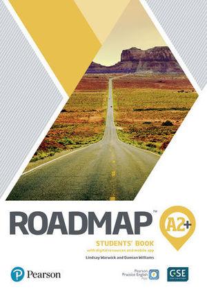 ROADMAP A2+ STUDENT´S BOOK + WORKBOOK PACK