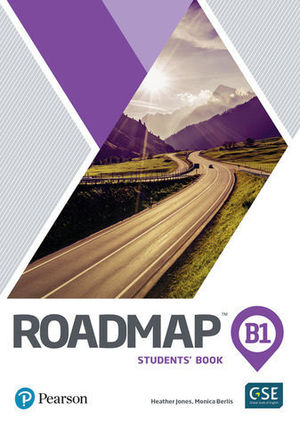 ROADMAP B1 STUDENT´S BOOK + WORKBOOK PACK